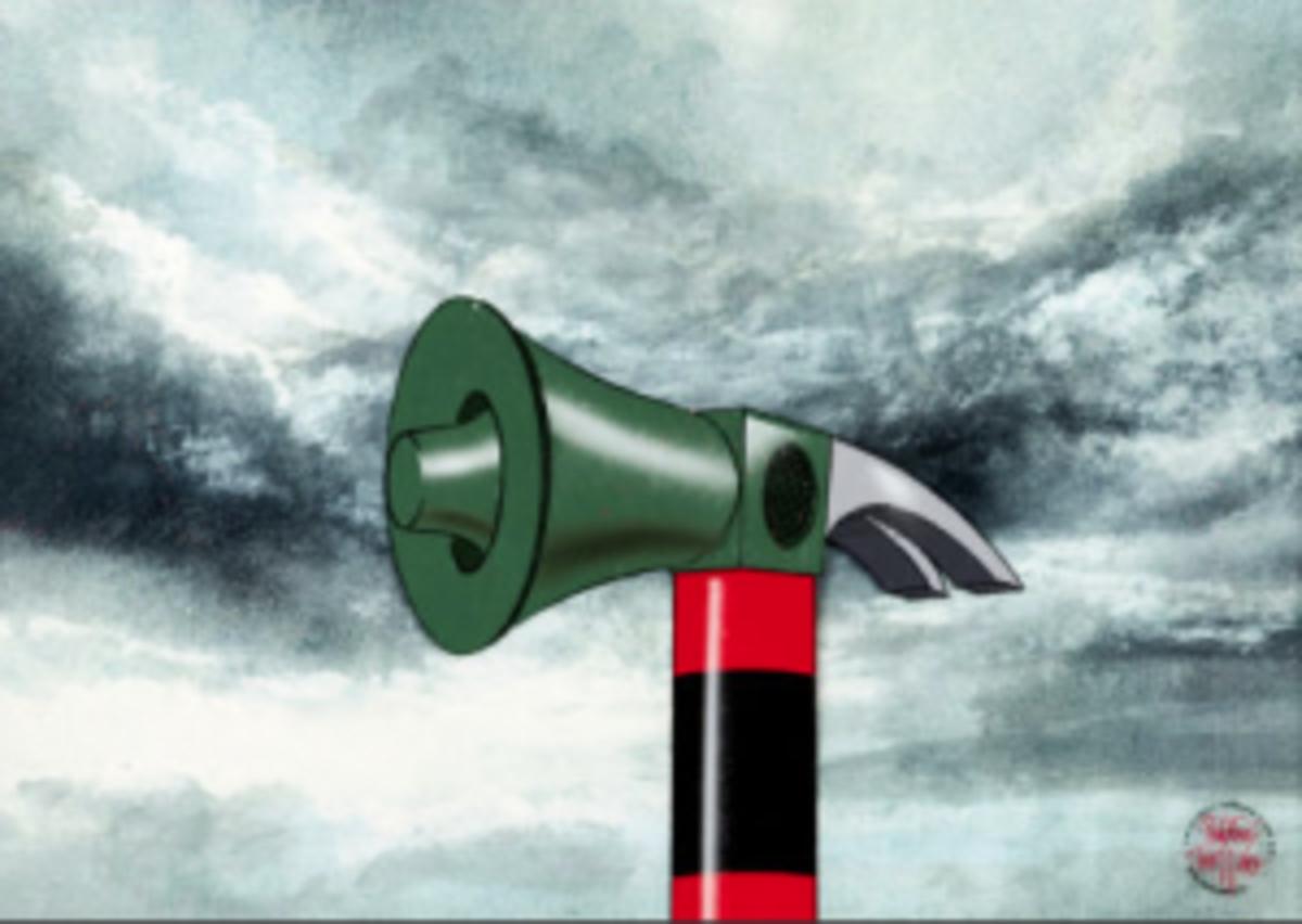 Pink Floyd Marching Hammer