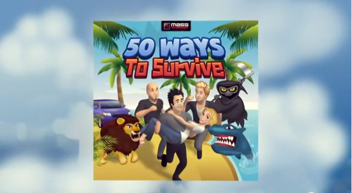 Train 50 Ways to Survive app