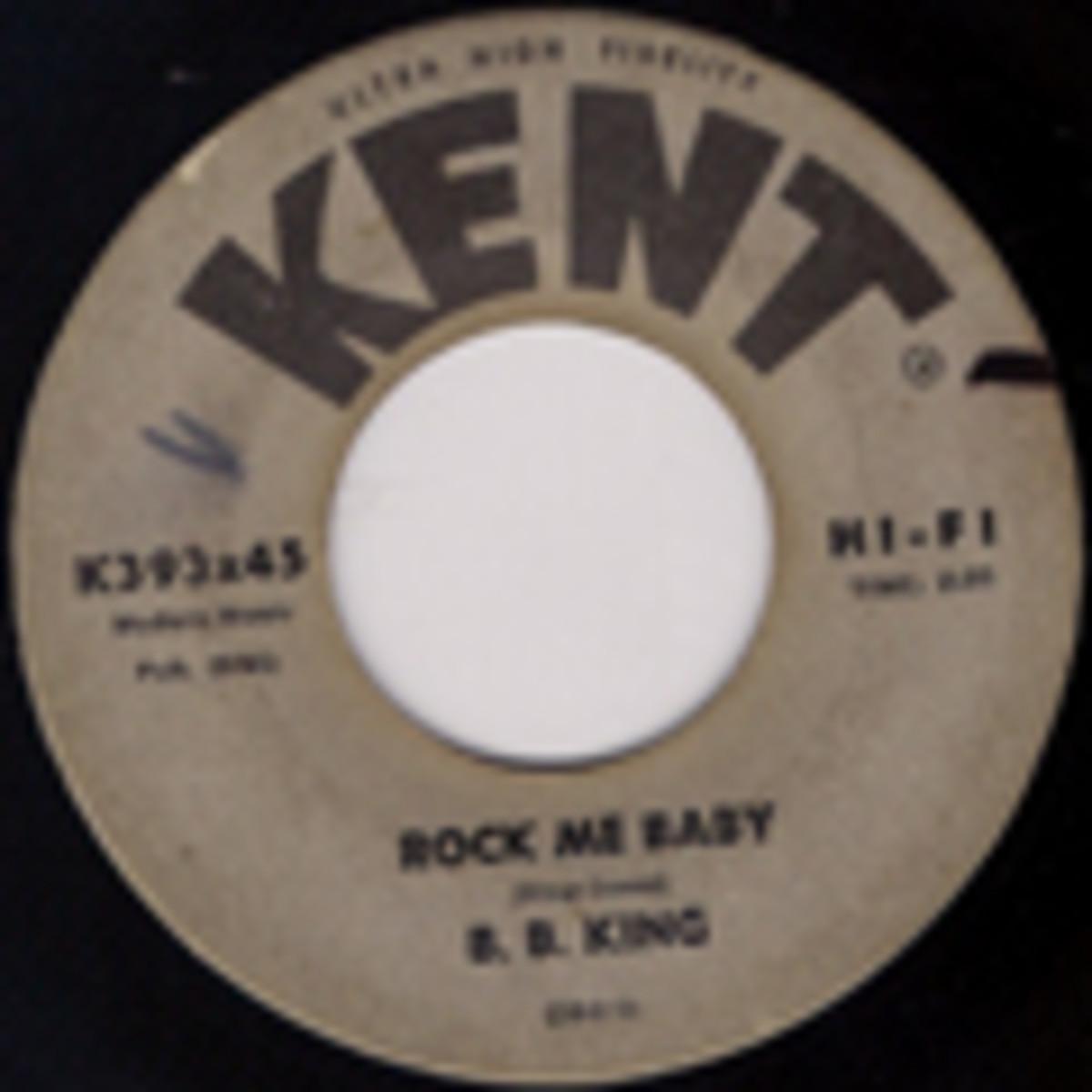 B.B. King Rock Me Baby