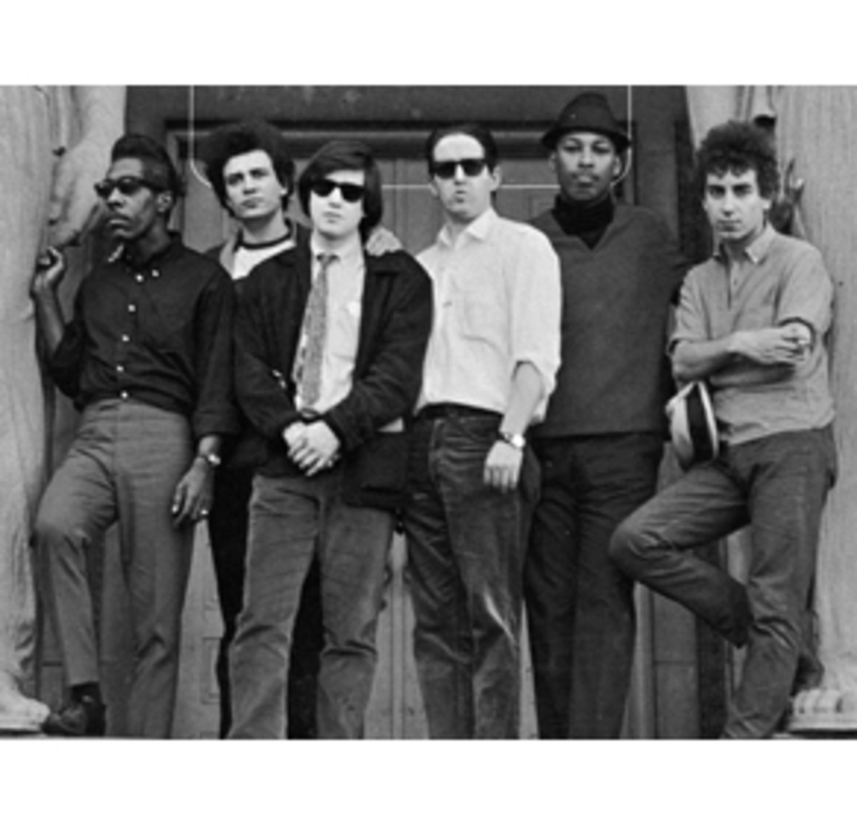 Paul Butterfield Blues Band. Courtesy Rock And Roll Hall of Fame.