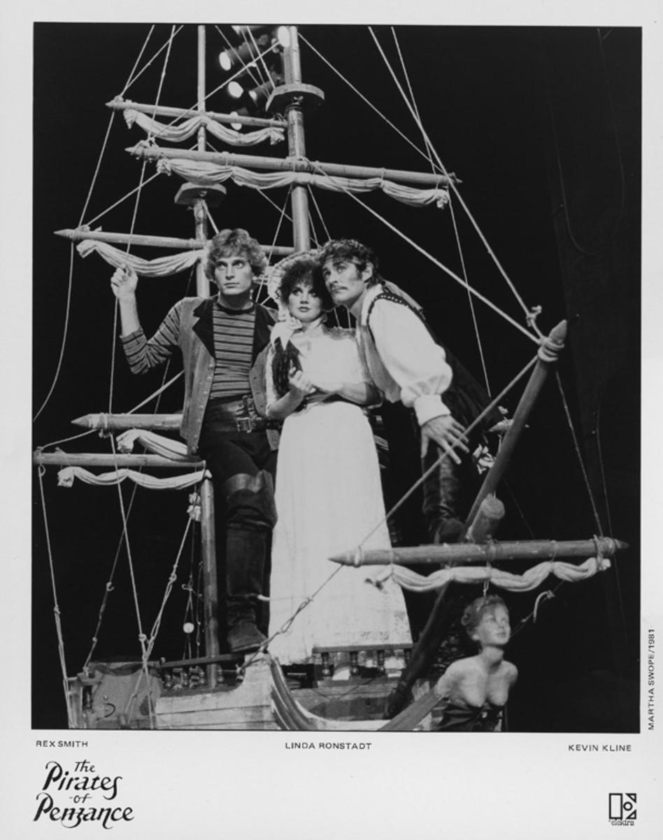 Linda Ronstadt Pirates of Penzance