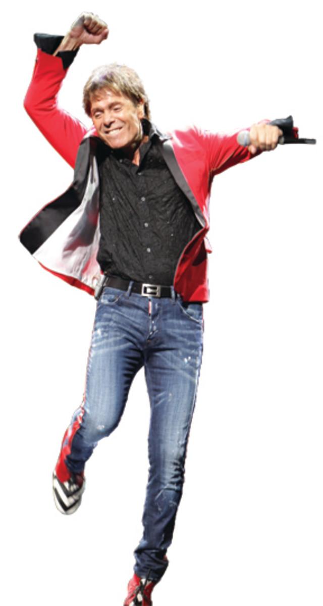 Cliff Richard photo by Michelle Klobouncik