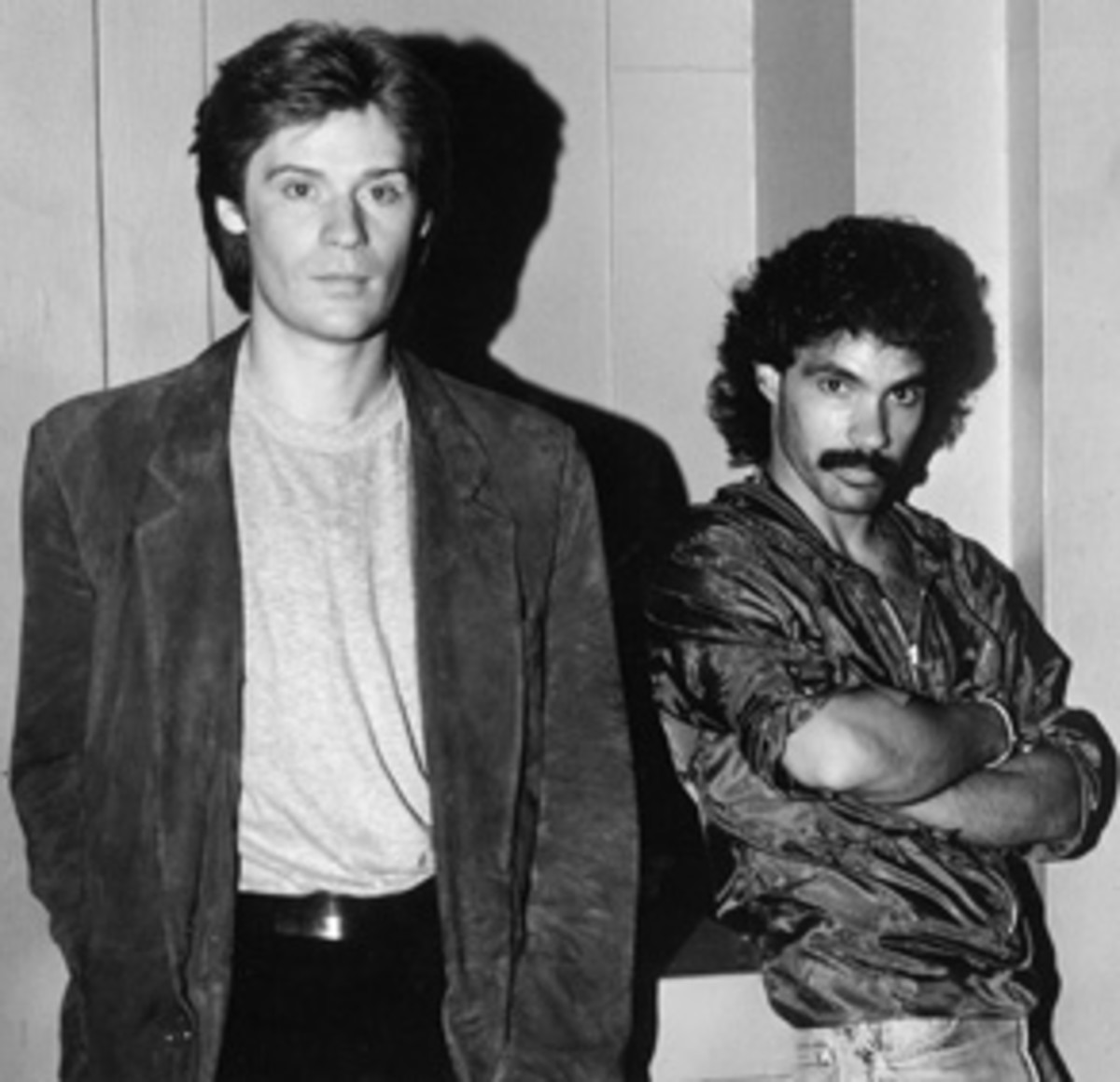 Hall And Oates. Courtesy Rock And Roll Hall of Fame.