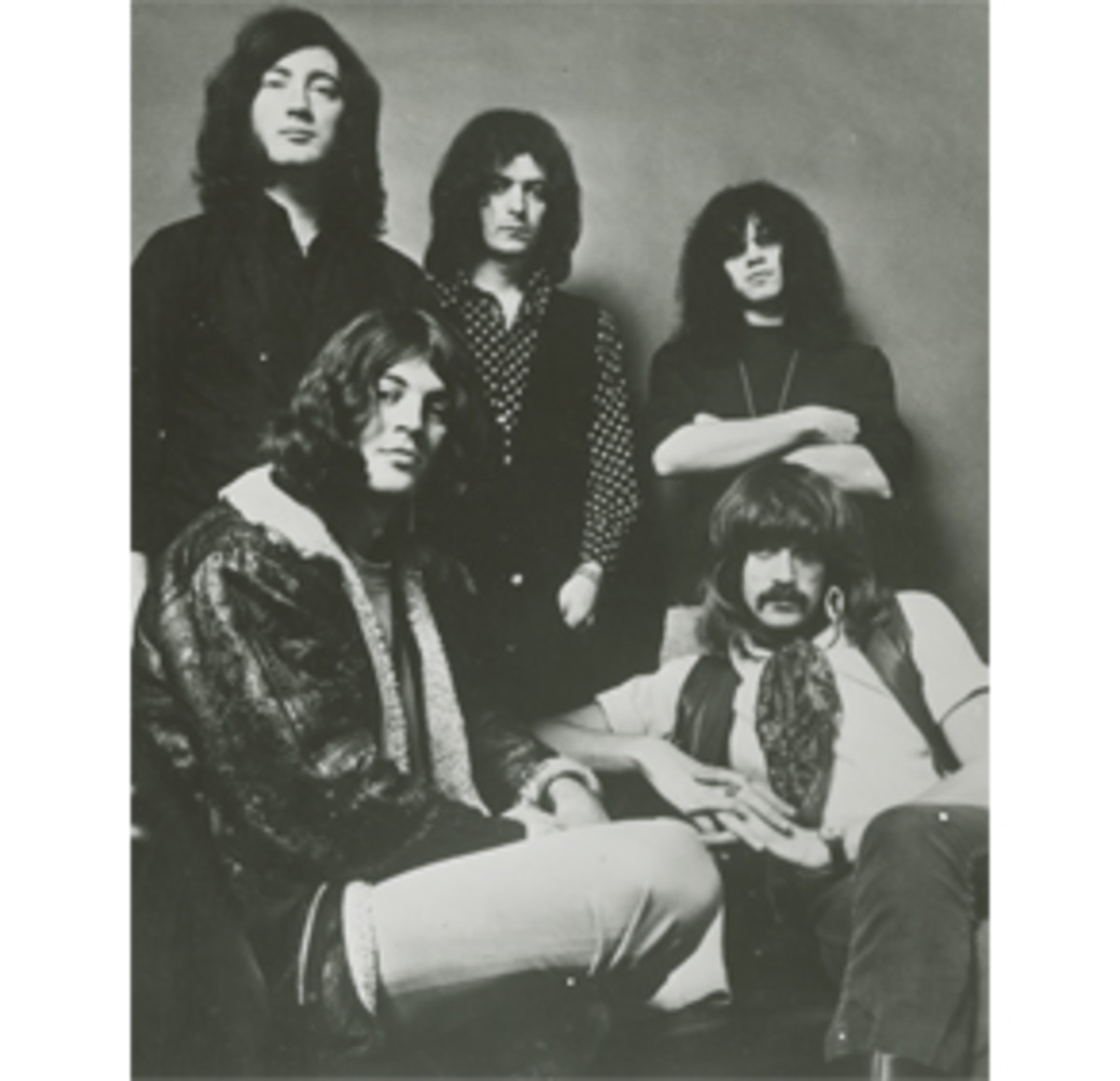 Deep Purple. Courtesy Rock And Roll Hall of Fame.