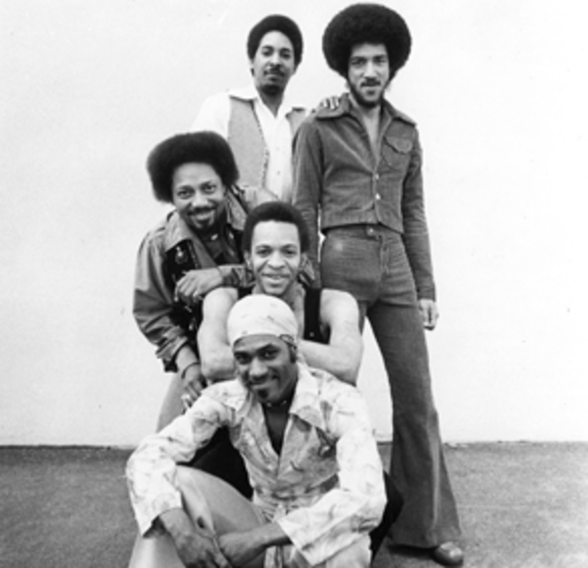 The Meters. Courtesy Rock And Roll Hall of Fame.
