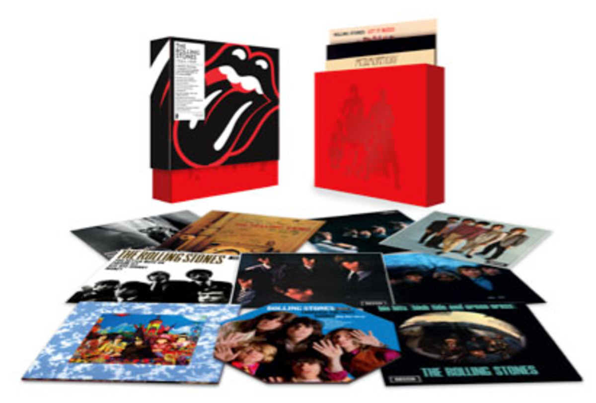 The Rolling Stones 1964-1969 Vinyl Box Set