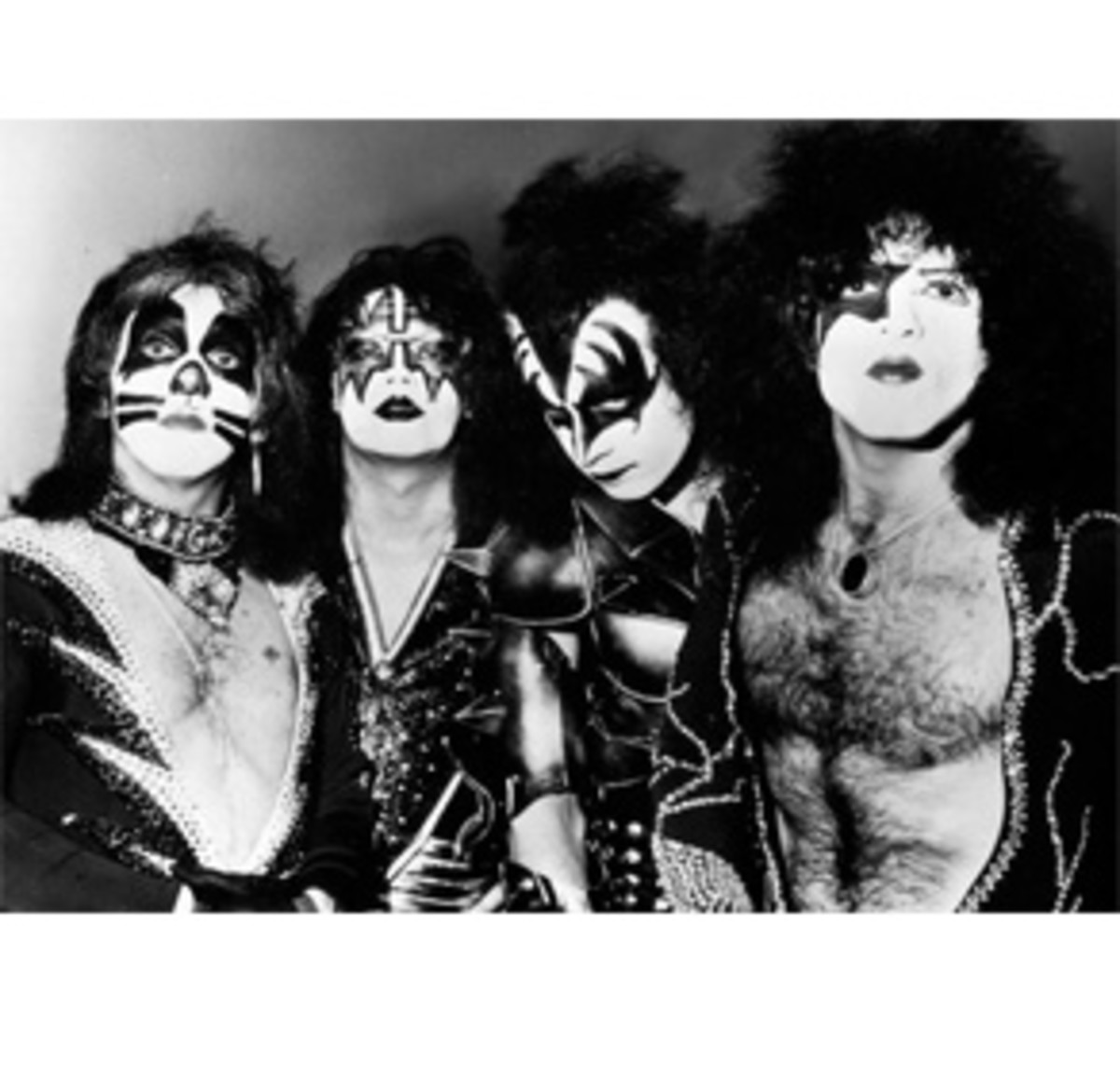 KISS. Courtesy Rock And Roll Hall of Fame.