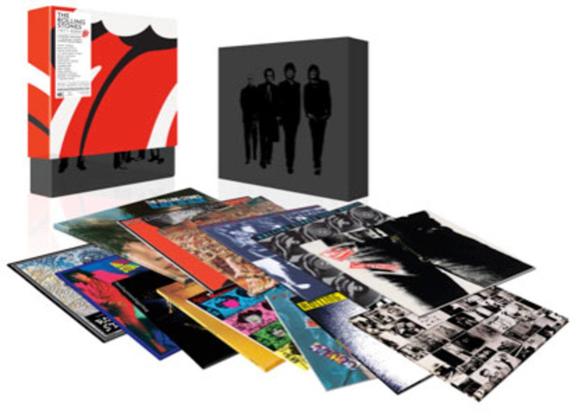 The Rolling Stones 1971-2005 Vinyl Box Set