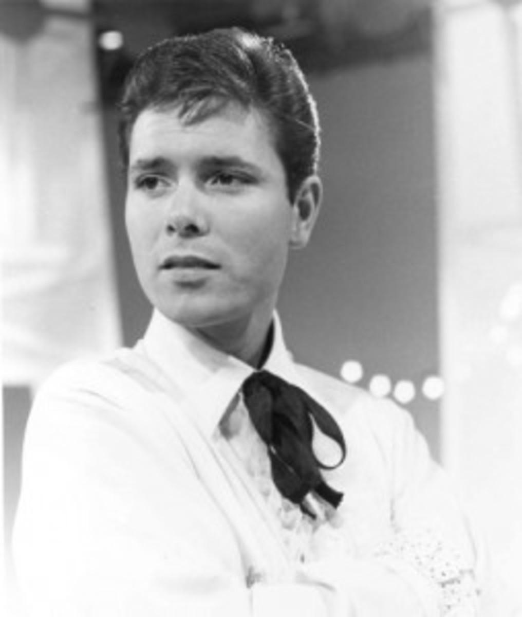 Cliff Richard 1950s