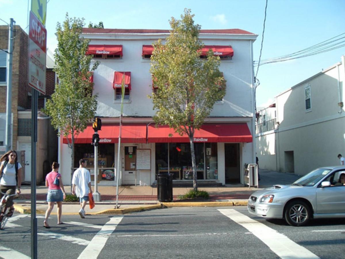 Rainbow Books and Music Newark Delaware