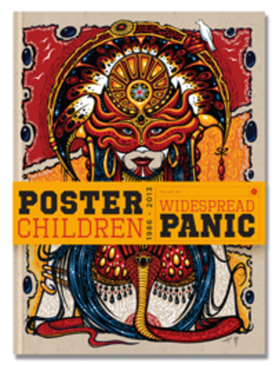 Widespread Panic Poster Children