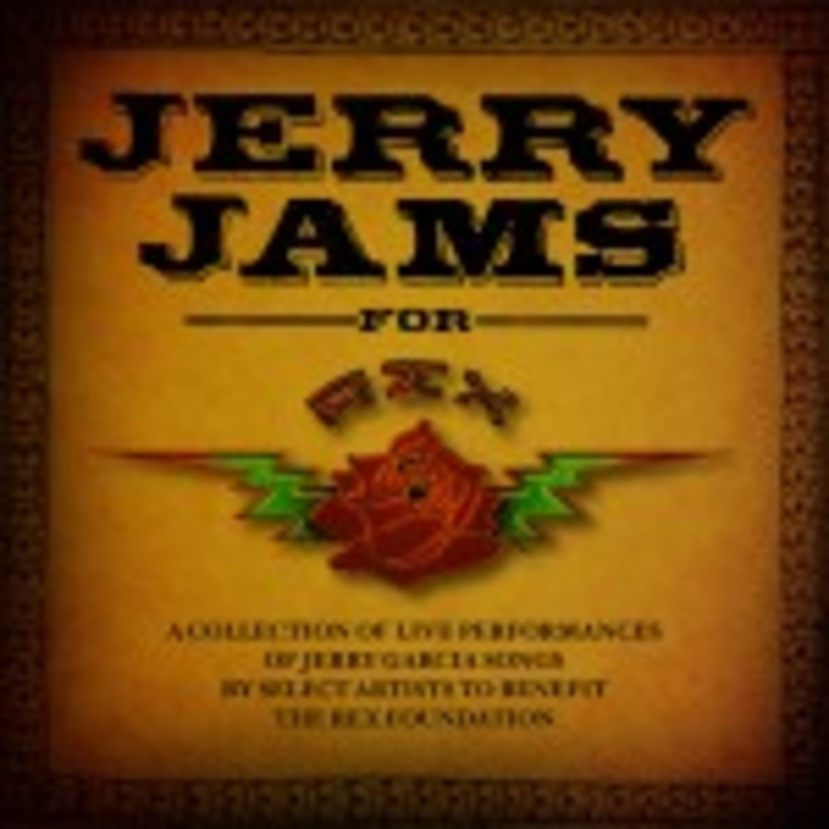 Jerry Jams cover