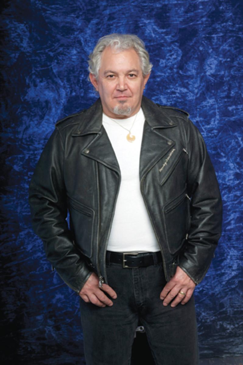 UFO guitarist Vinnie Moore
