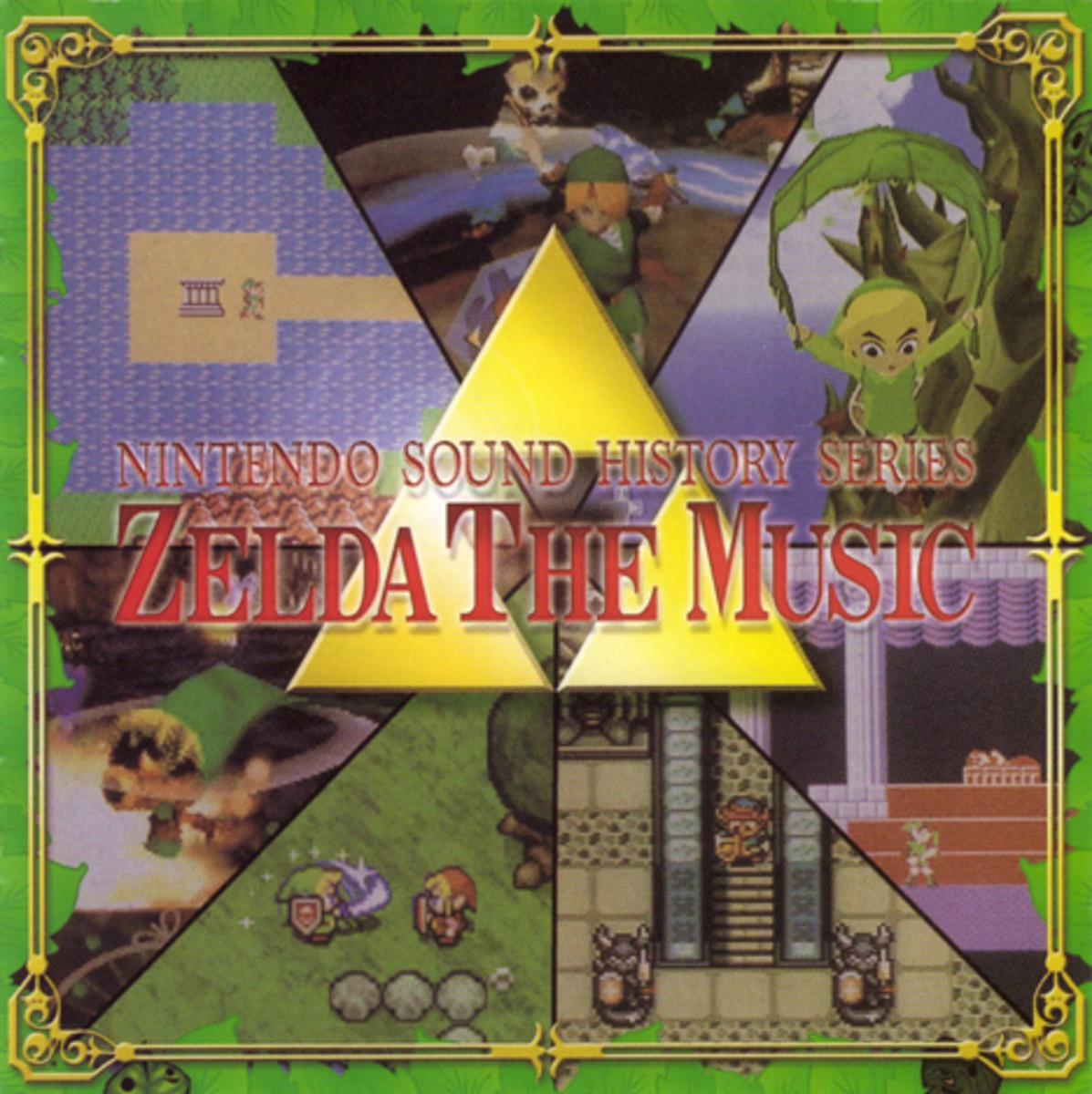 Zelda The Music