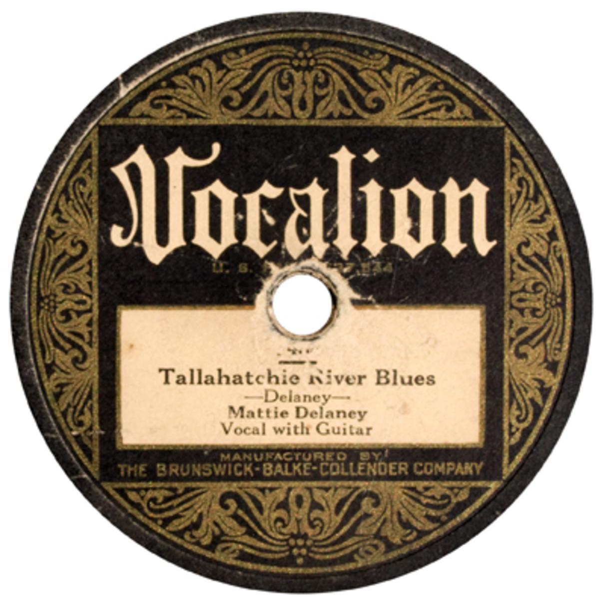 mattie-delaney-tallahatchie-river-blues-vocalion-1480-a