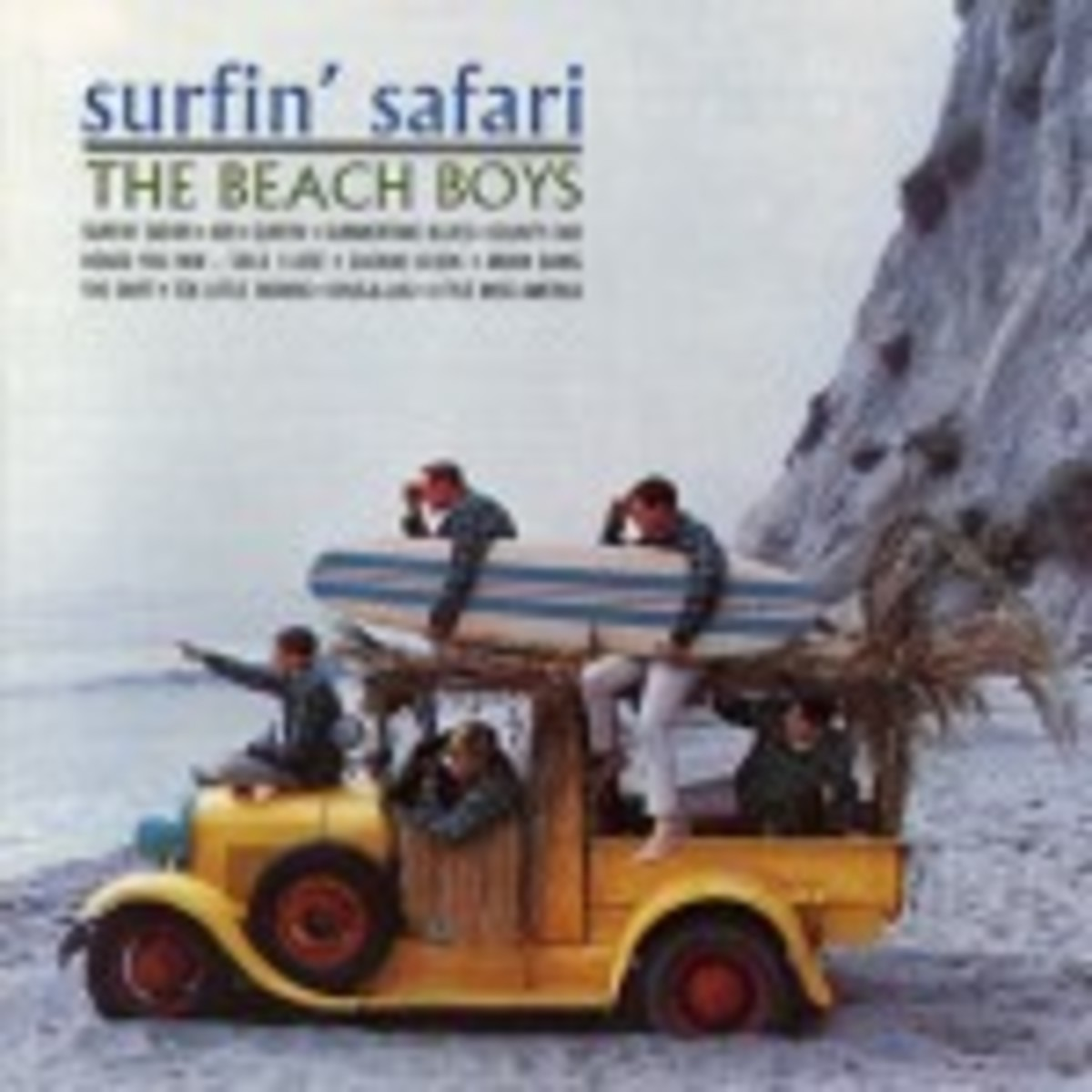 Beach Boys Surfin Safari