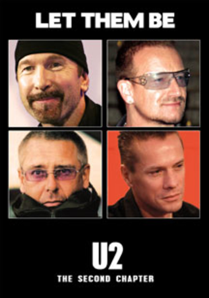 U2 DVD cover - small