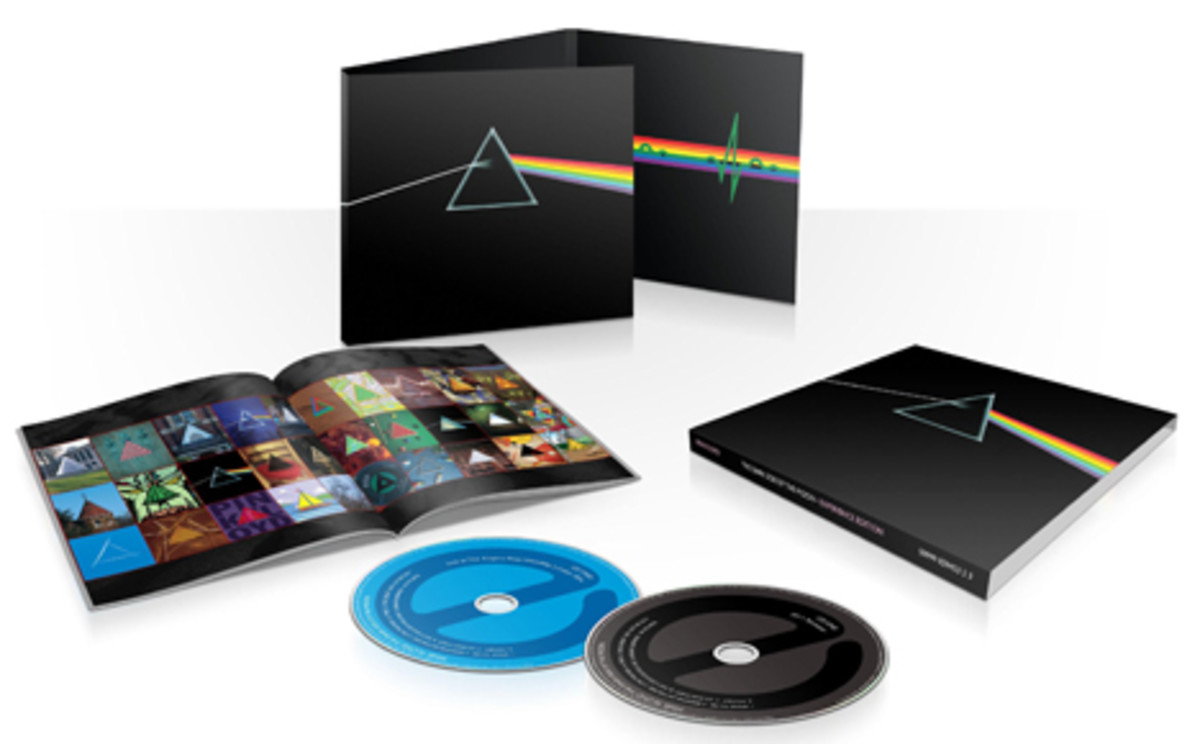 Pink Floyd Dark Side of the Moon Experience Edition