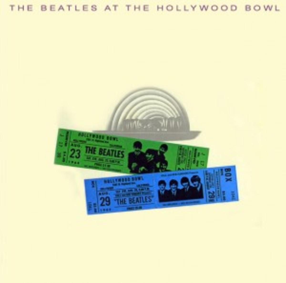 The Beatles At The Hollywood Bowl