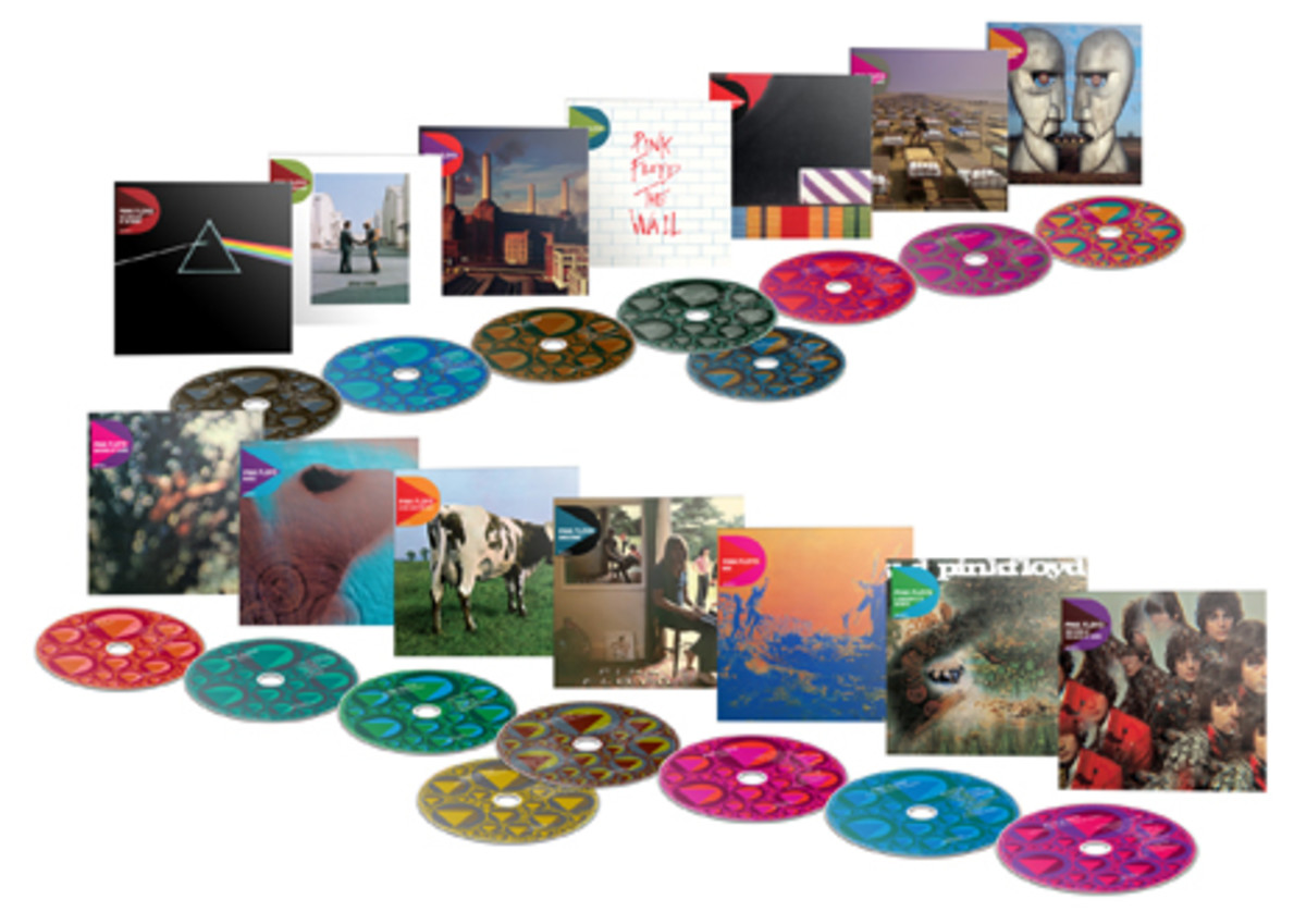 Pink Floyd Discovery Edition