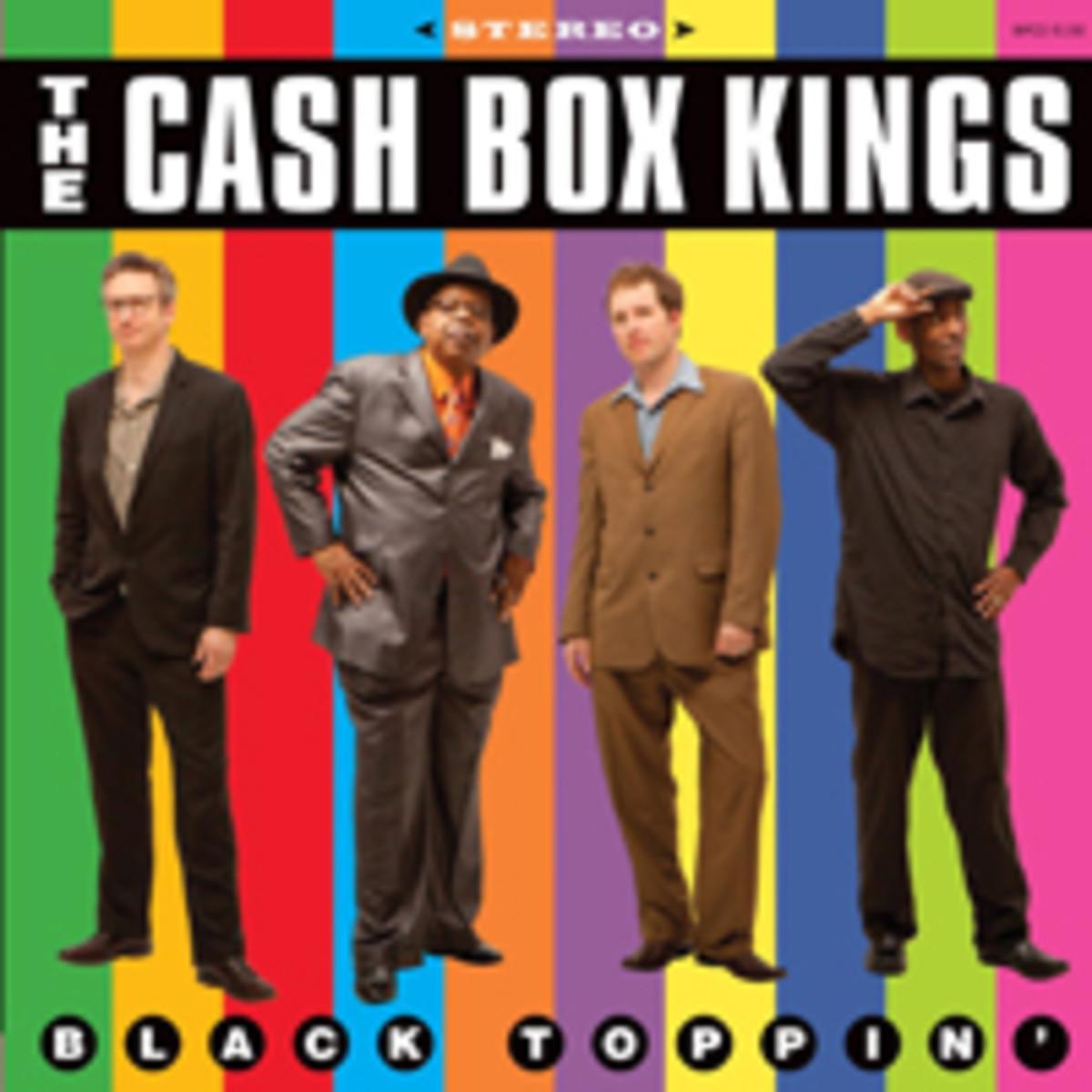 Cash Box Kings Black Toppin