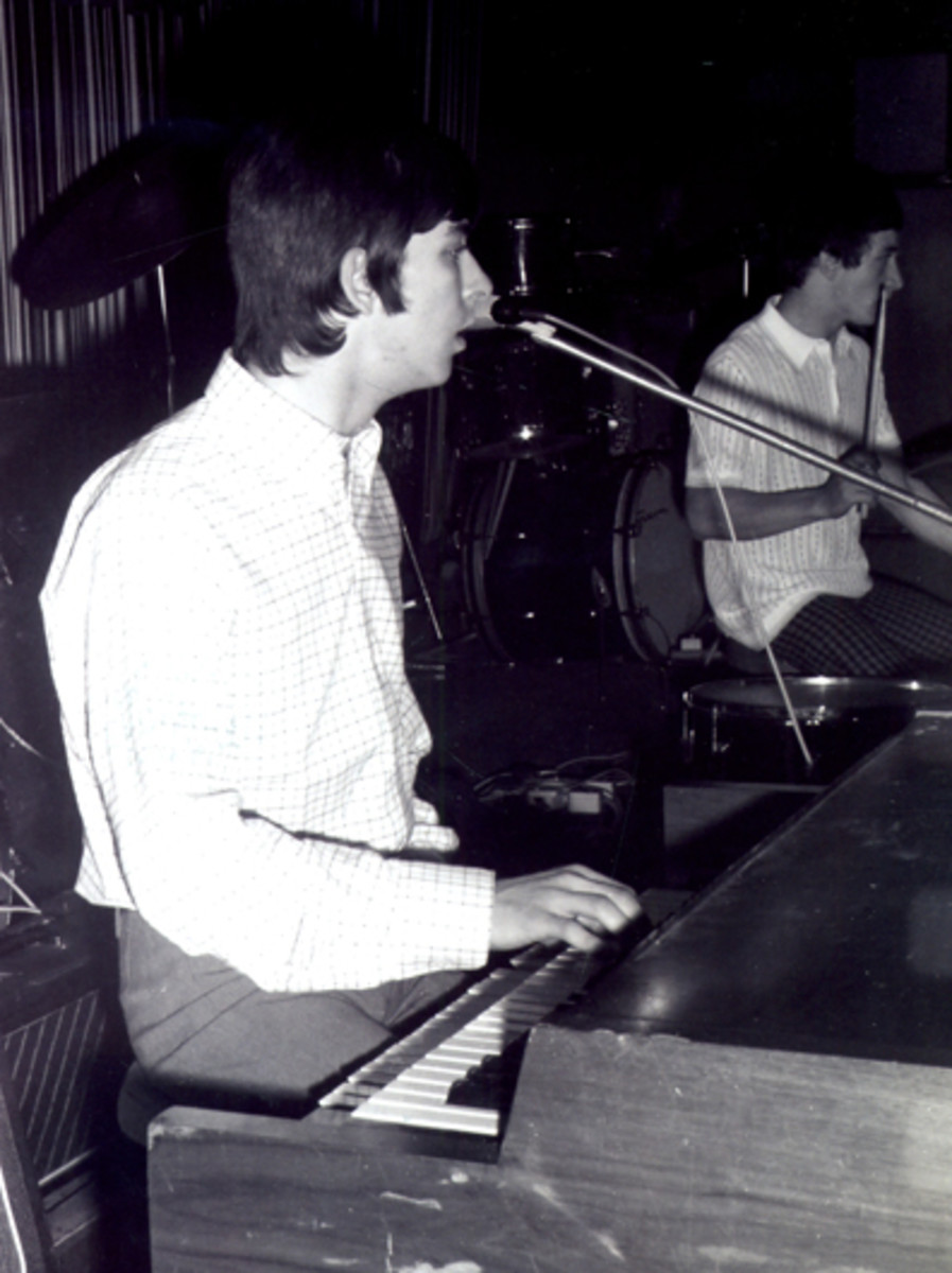 Ian McLagan Small Faces Robert Gunther Kenney Jones