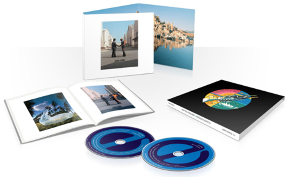 Pink Floyd Wish You Were Here Experience Edition