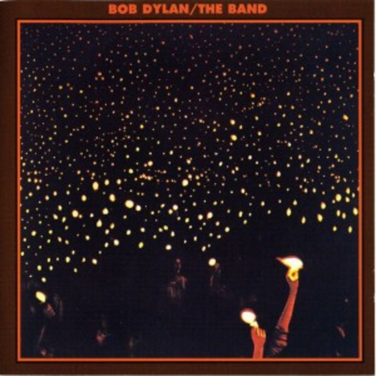 Bob Dylan and The Band Before The Flood