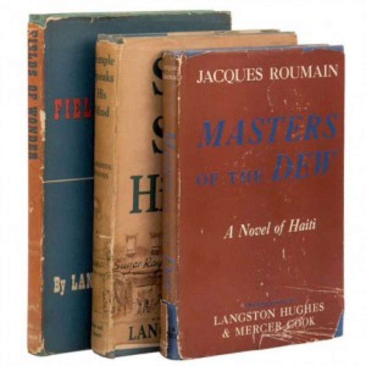 Langston Hughes Books