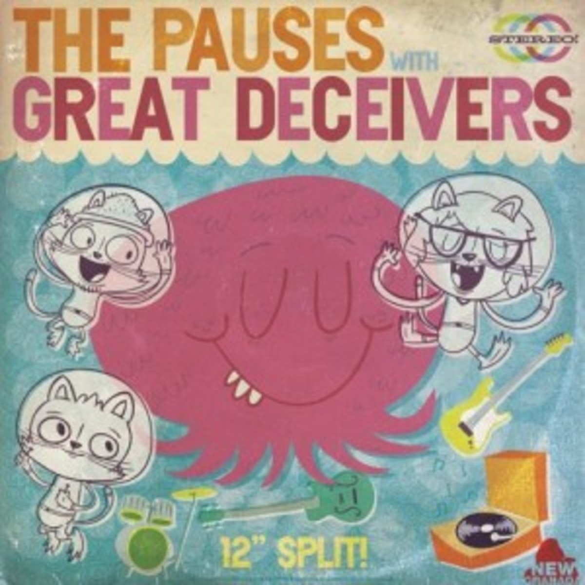 The Pauses Great Deceivers