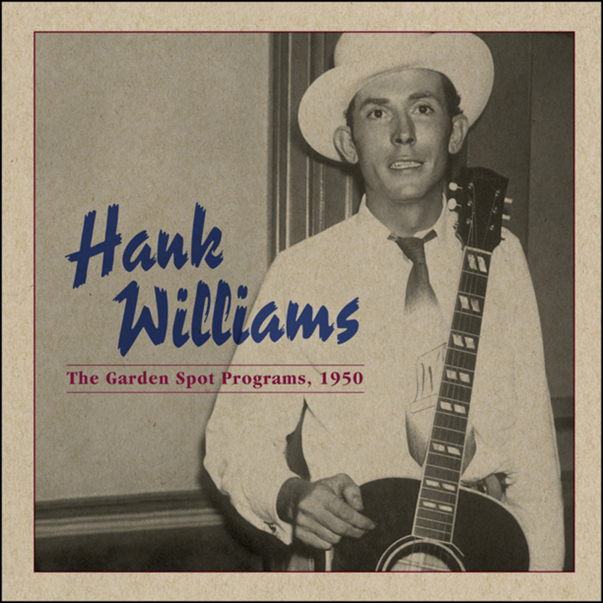 Hank Williams Garden Spot Programs