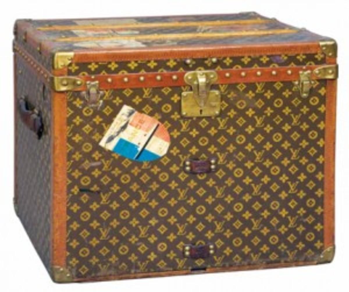 Louis Vuitton Small Trunk
