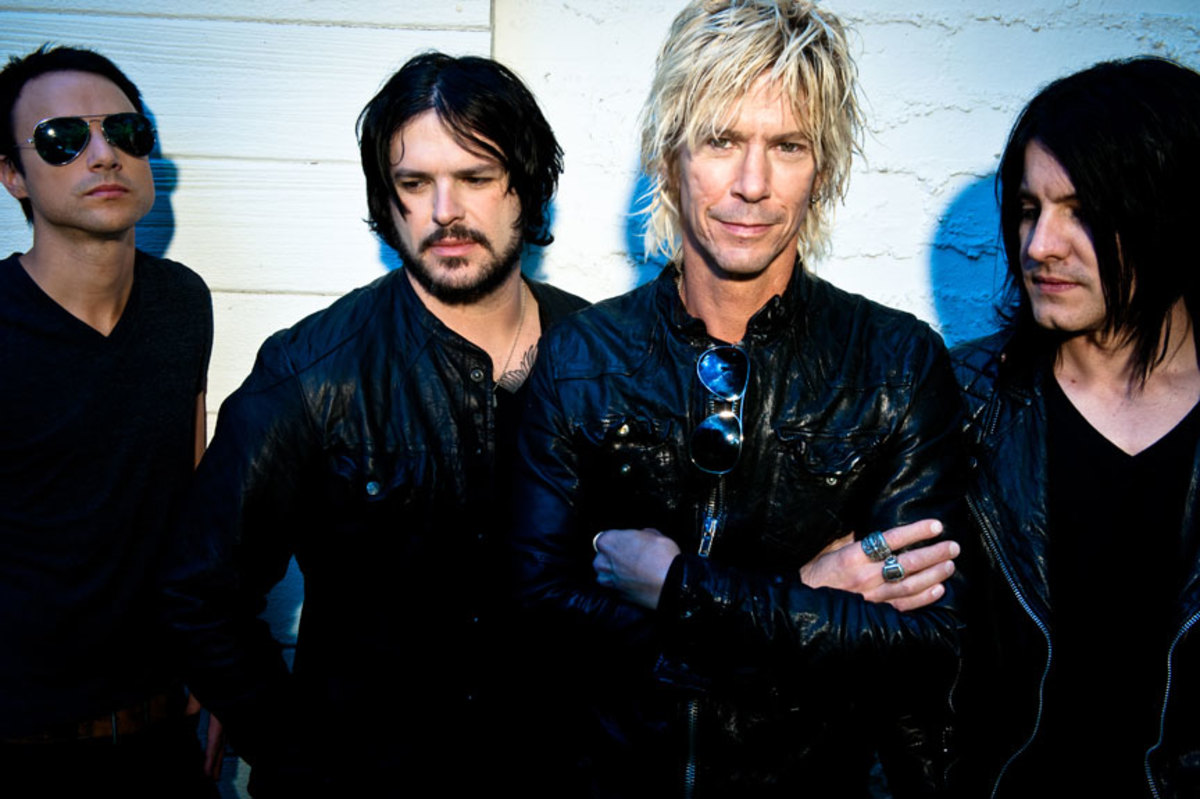 "Duff McKagan's Loaded is back with its second album, ""The Taking."" Lance Mercer photo."