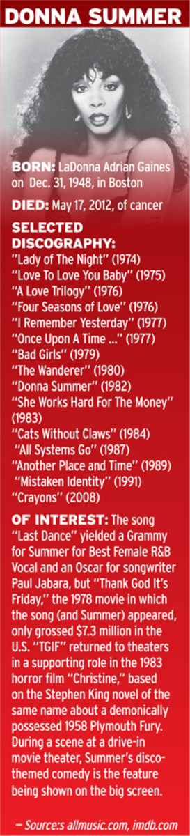 Donna Summer biography