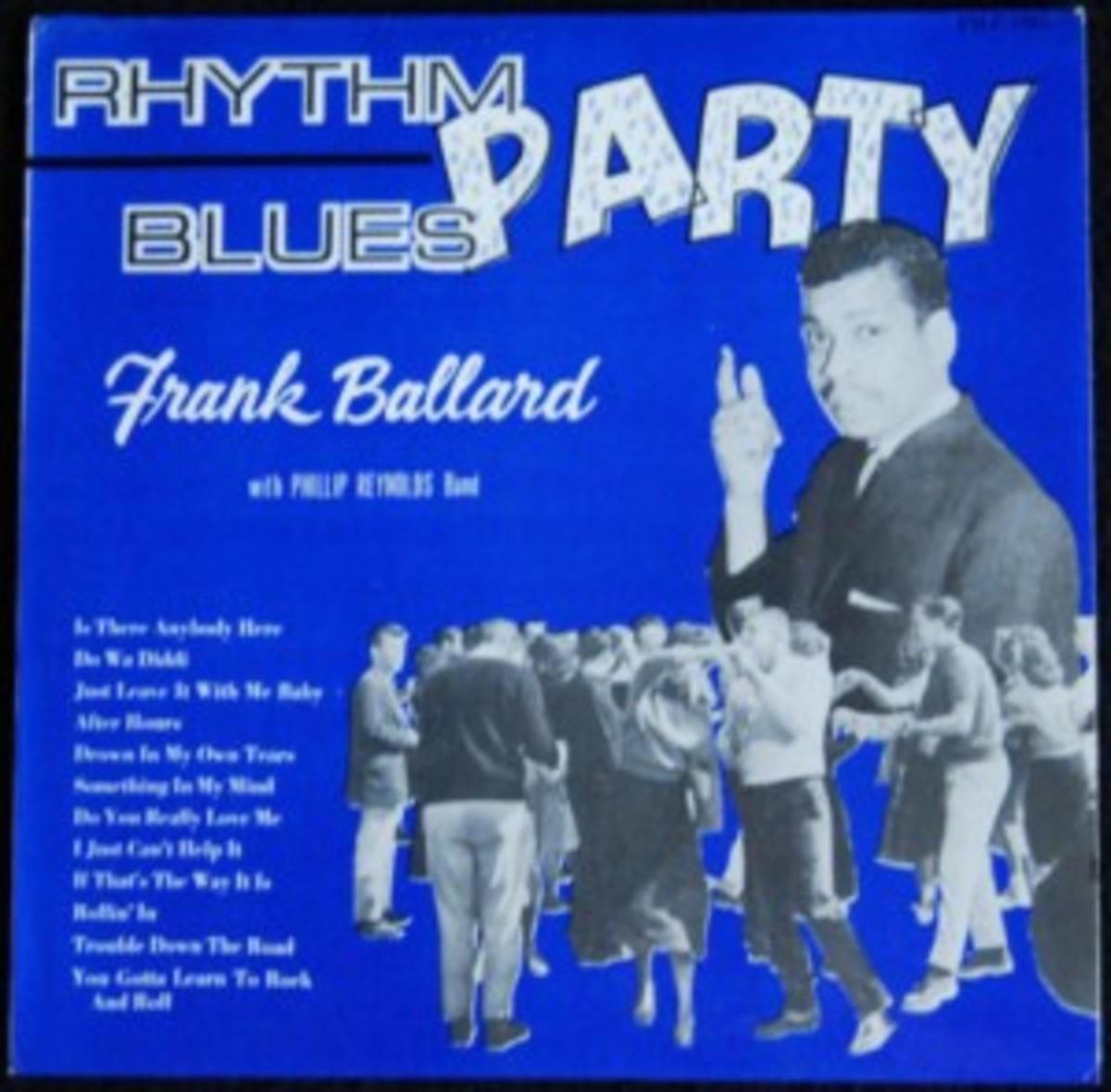 Frank Ballard with Phillip Reynolds Band Rhythm Blues Party