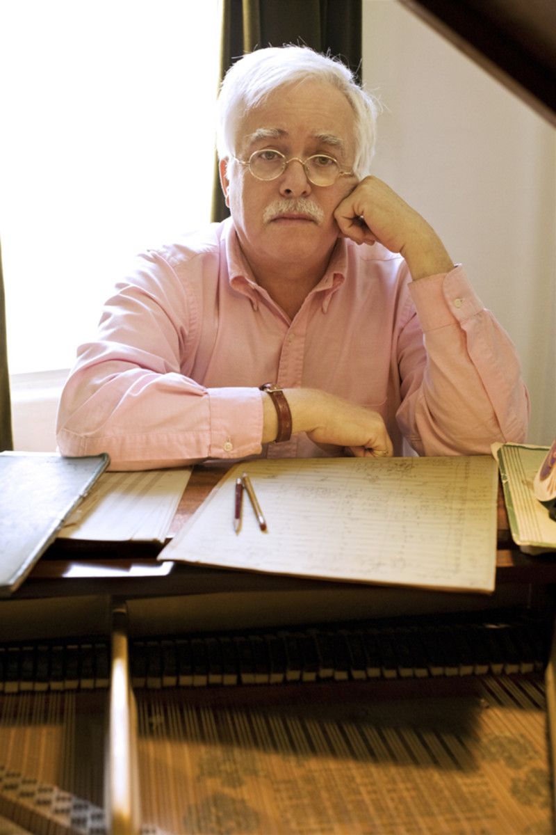 "For Van Dyke Parks, quality has always outweighed quantity. He has collaborated on a variety of projects with other artists, but his own catalog is a relatively small one, given his 45-year recording career: ""Song Cycle"" (1968); ""Discover America"" (1972); ""Clang of the Yankee Reaper"" (1976); ""Jump!"" (1984); ""Tokyo Rose"" (1989); Fisherman & His Wife"" (1991); ""Orange Crate Art"" (1995); ""Moonlighting: Live At The Ash Grove"" (1998); and ""Songs Cycled ""2013). Roman Cho photo."
