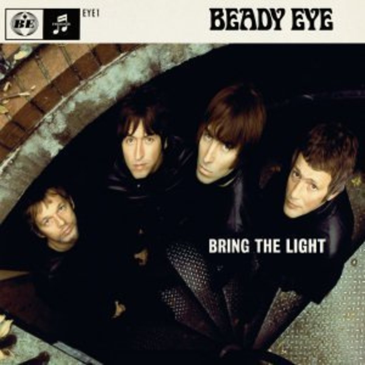 """Liam Gallagher's new band Beady Eye have made their first release """"Bring The Light"""" available as a free download."""