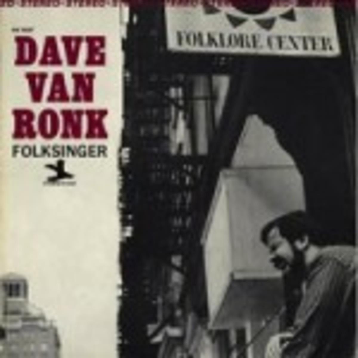 Dave Van Ronk Folksinger