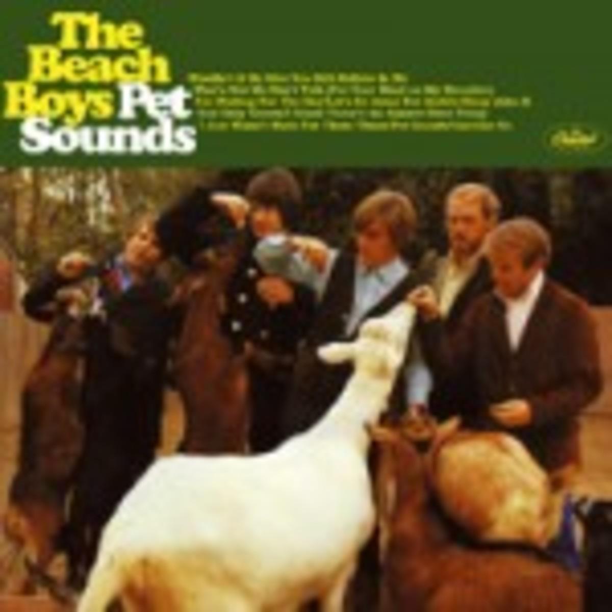 The Beach Boys Pet Sounds