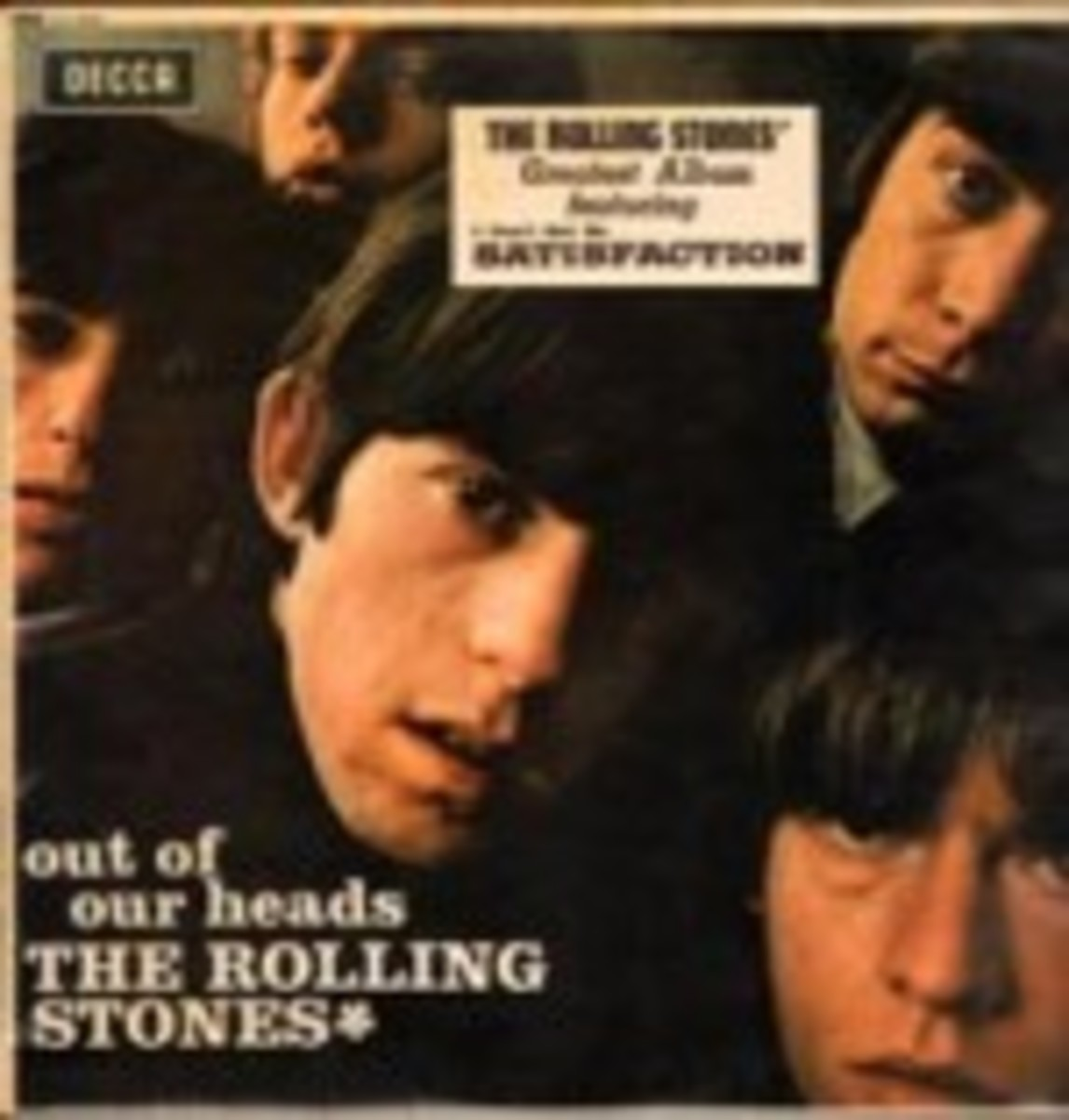 The Rolling Stones Out Of Our Heads