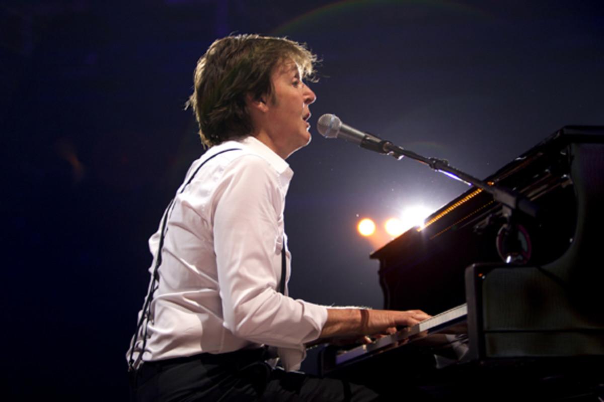 Paul McCartney Beatles Wings