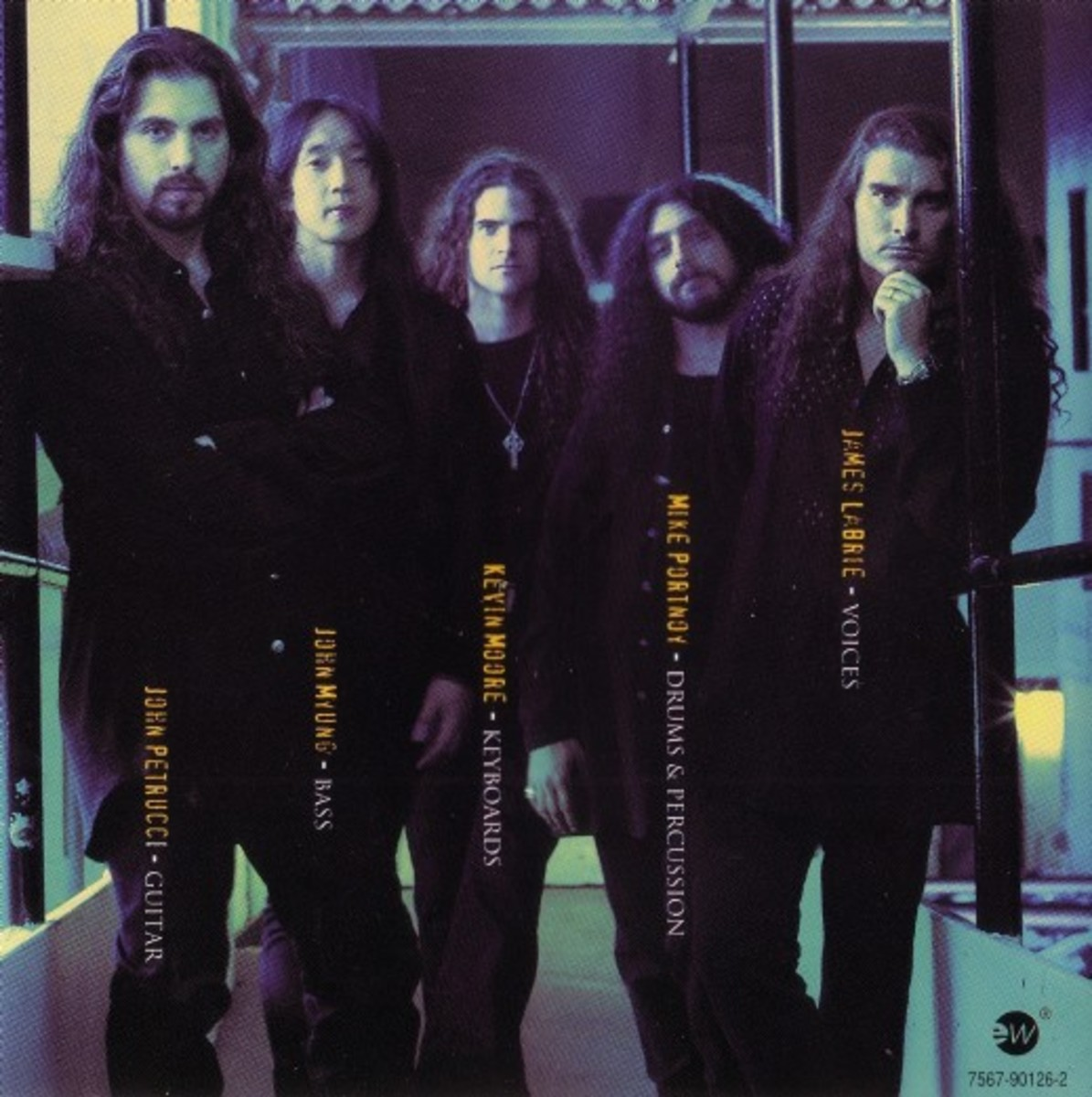 Dream Theater - Awake - Inside