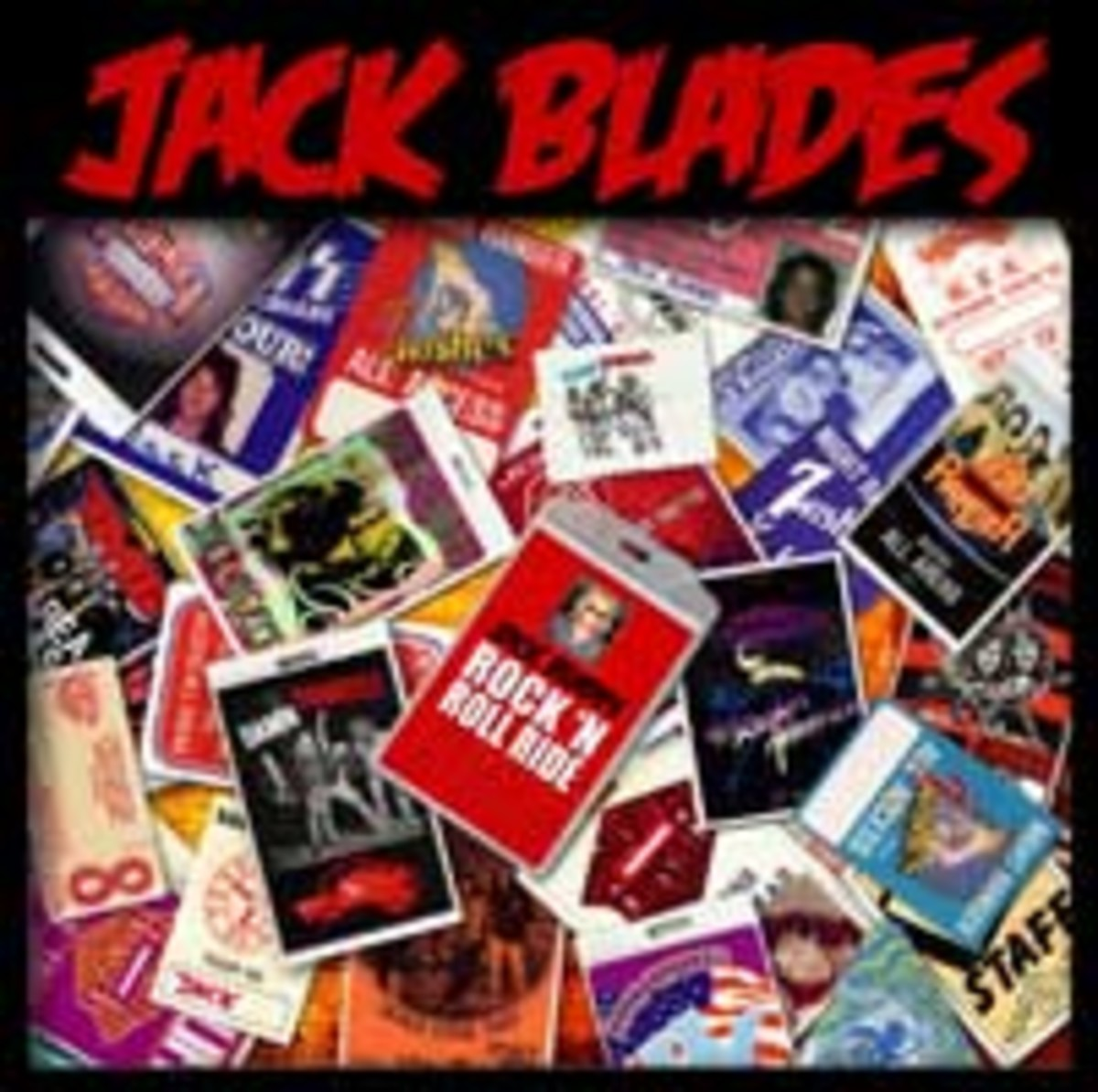 Jack Blades Rock and roll ride