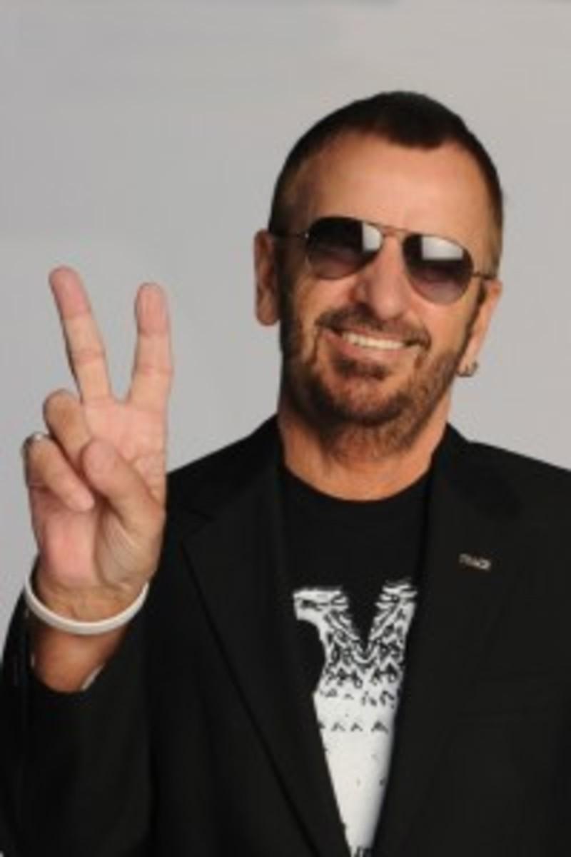 Ringo Starr Rob Shanahan