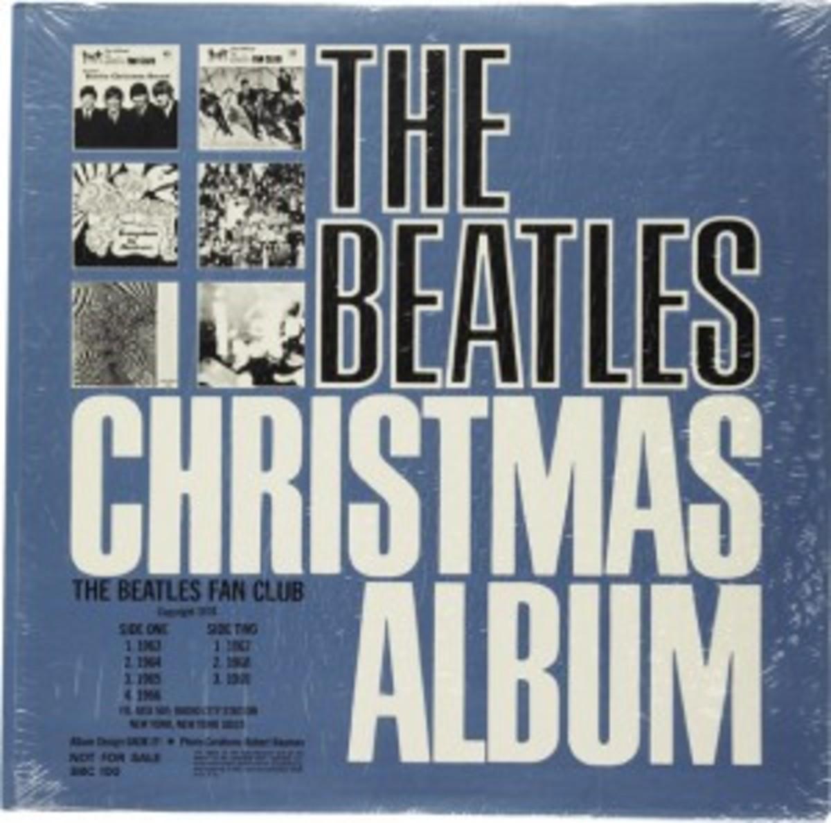 Beatles Fan Club LP