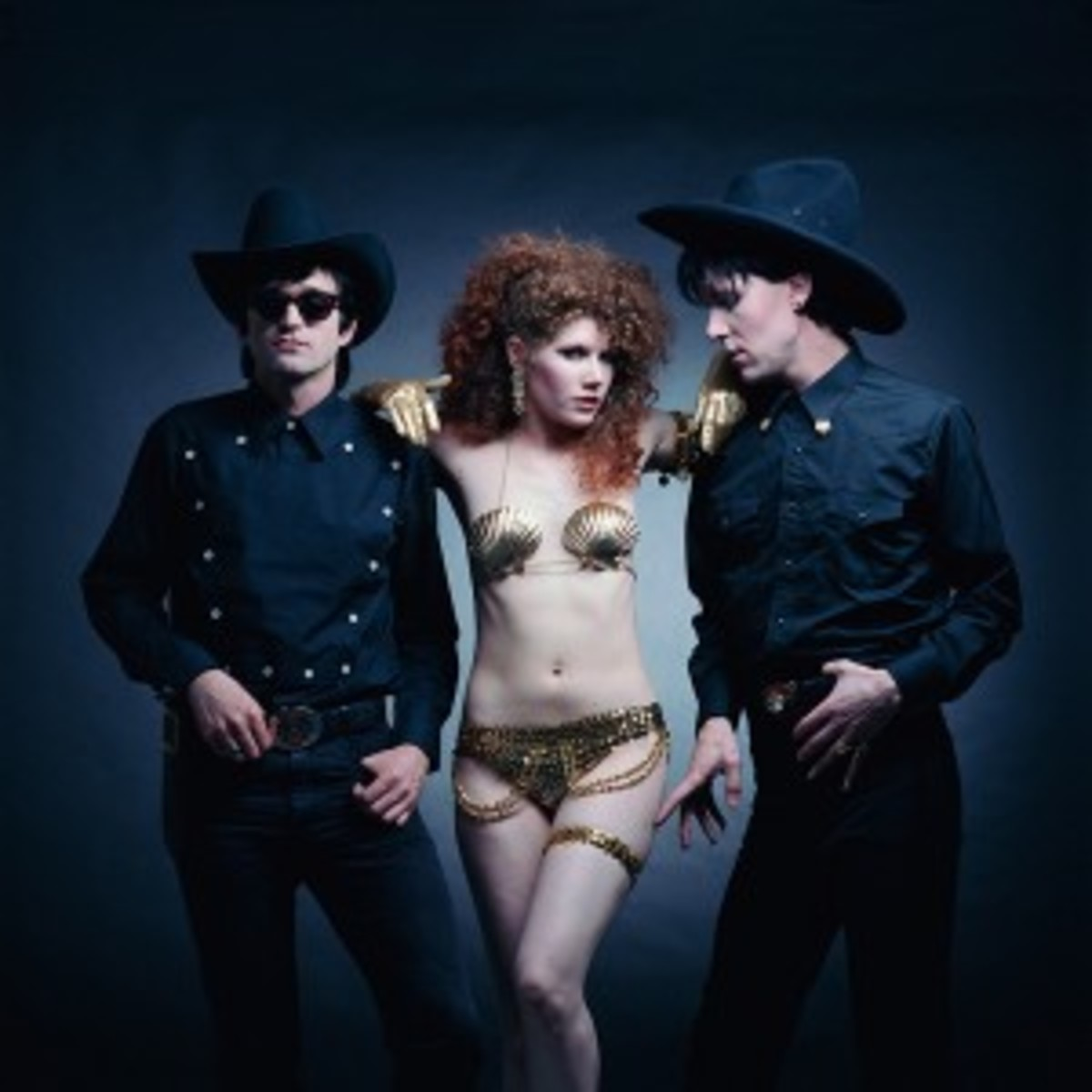 The Cramps Poison Ivy Rorschach and Lux Interior