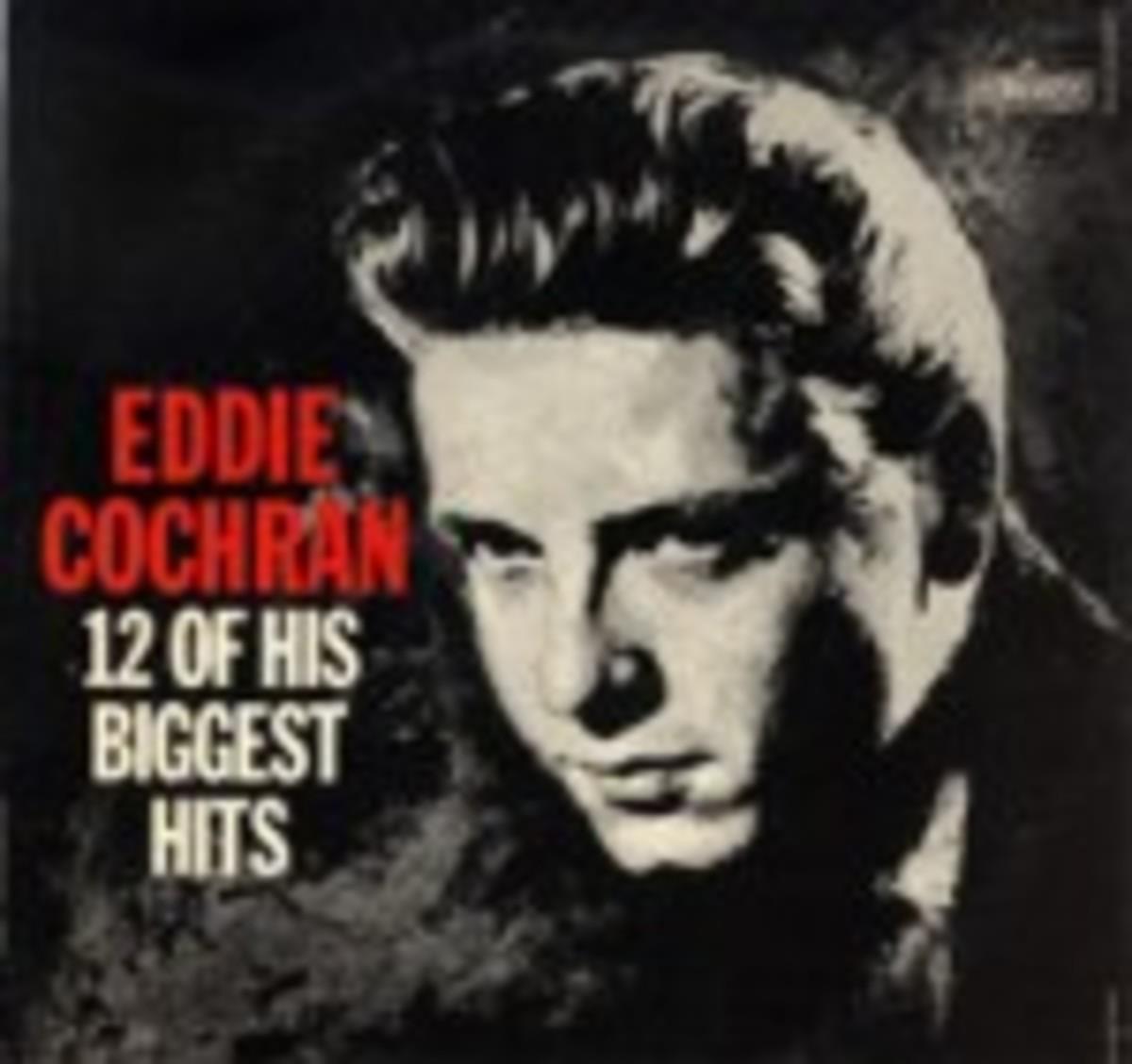 EddieCochrane_Hits_MemorialAlbum