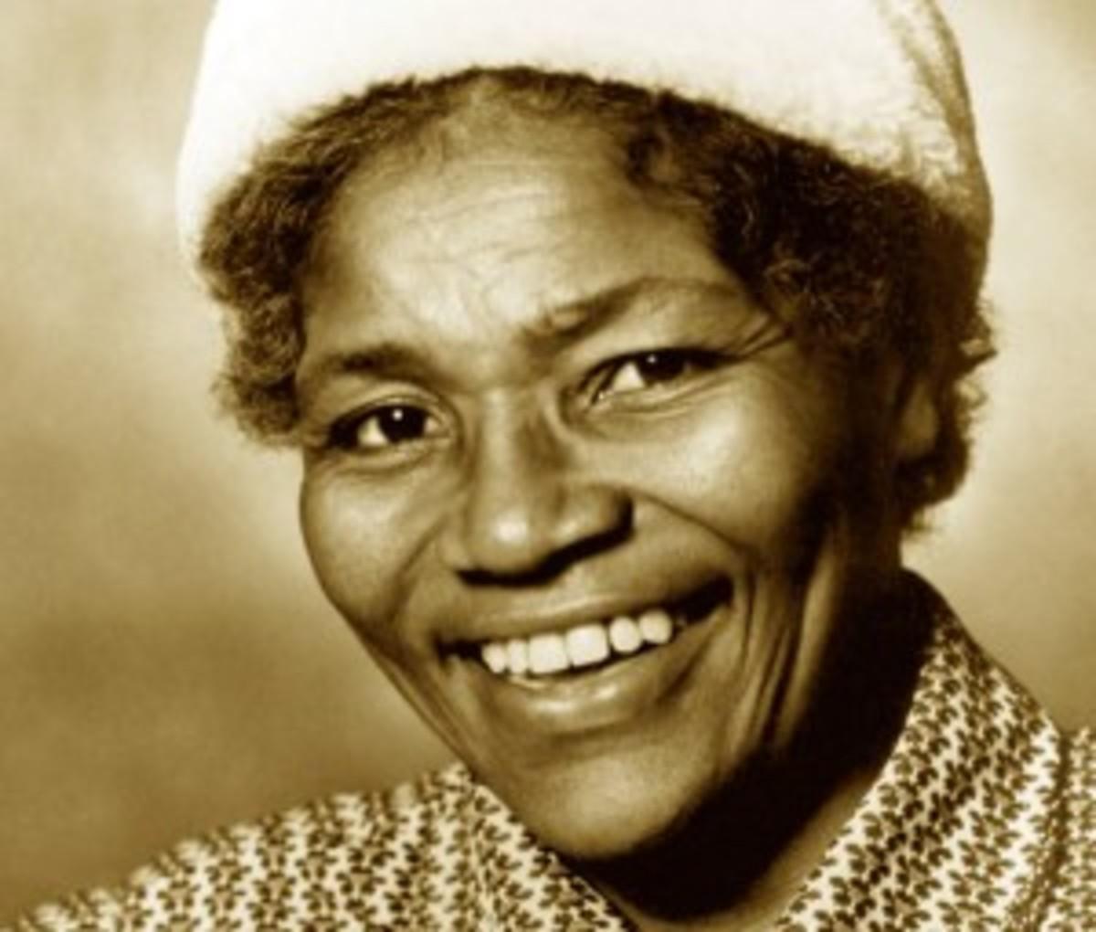 """Willie Mae """"Big Mama"""" Thornton"""