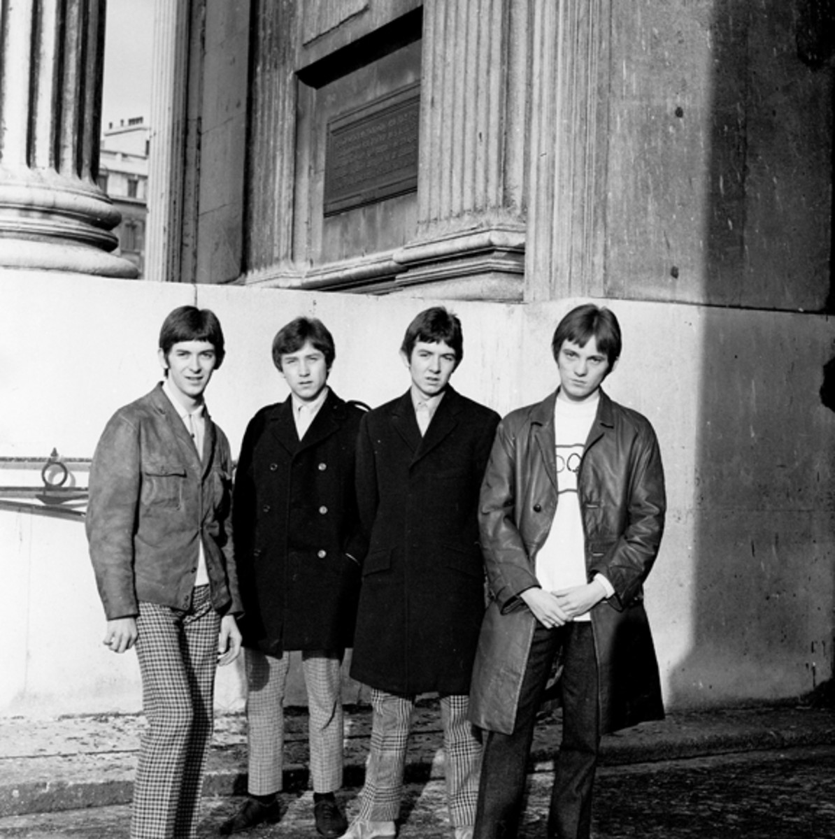 Small Faces in 1966