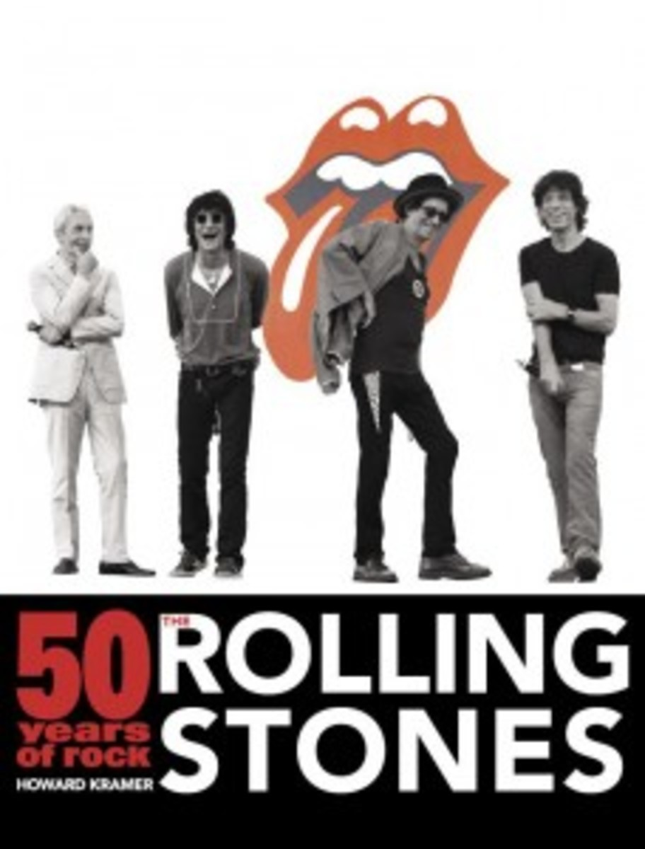 Rolling Stones 50 Years of Rock